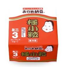 おかめ納豆極小粒ミニ 65円(税抜)