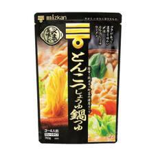 とんこつしょうゆ鍋つゆ 265円(税抜)