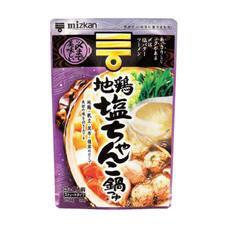地鶏塩ちゃんこ鍋つゆ 265円(税抜)