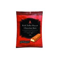 リッチトフィービスケットチョコレート 238円(税抜)