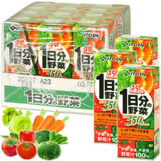 1日分の野菜 1ケース 599円(税抜)