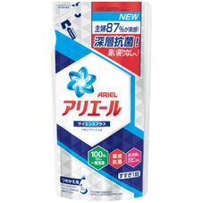 アリエール イオンパワージェルサイエンスプラス詰替 197円(税抜)