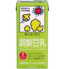 調製豆乳 158円(税抜)
