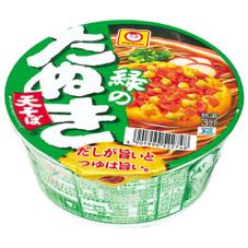 緑のたぬき 100円(税抜)