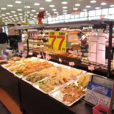 天ぷらバイキング 77円(税抜)