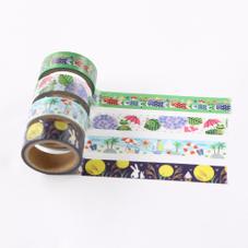 年間行事マスキングテープ(梅雨~初秋) 150円(税抜)