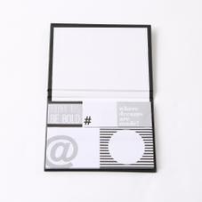 付箋SETモノトーン 300円(税抜)