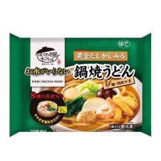 お水がいらない鍋焼うどん 198円(税抜)