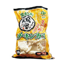 鶏屋さんのチキンカツ 379円(税抜)