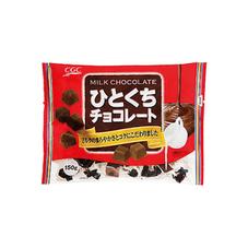 ひとくちチョコレート 138円(税抜)