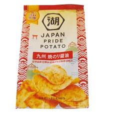PRIDE POTATO 九州焼のり醤油 108円