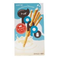 トッポ まろやかミルク 108円