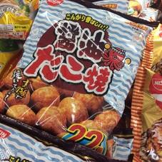 醤油たこ焼き 298円(税抜)
