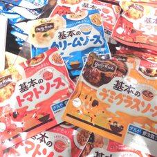 基本のソース 258円(税抜)