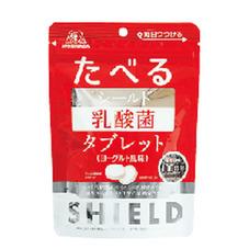たべるシールド乳酸菌タブレット 148円(税抜)