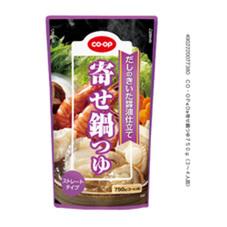 寄せ鍋つゆ 198円(税抜)