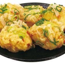【夕市】かにと豆腐のふんわり天 288円(税抜)