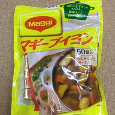 マギーブイヨン 199円(税抜)