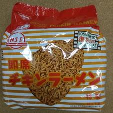 即席チキンラーメン 329円(税抜)