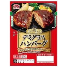 ディナーシェフ デミグラスハンバーグ 98円(税抜)