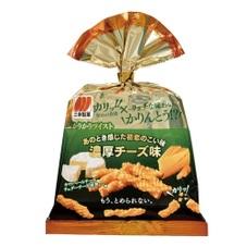 かりかりツイストチーズ 98円(税抜)