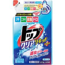 トップ クリアリキッド 178円(税抜)