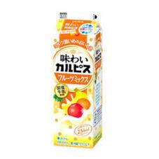 「味わいカルピス」フルーツミックス 98円(税抜)