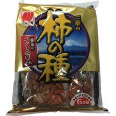 三幸の柿の種 108円