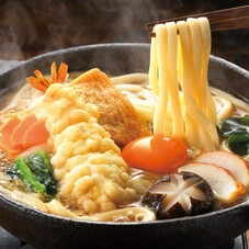 鍋焼うどん 各種 118円(税抜)