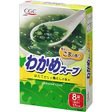 CGC わかめスープ 178円(税抜)