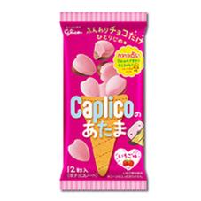 カプリコのあたま いちご味 77円(税抜)