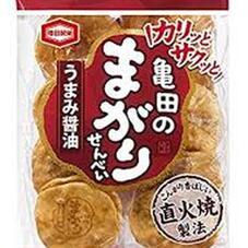 亀田のまがりせんべい 108円(税抜)