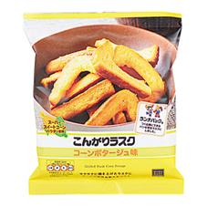 こんがりラスクコーンポタージュ味 50g 108円