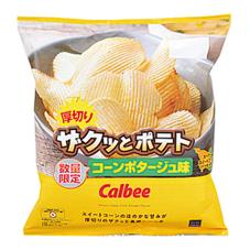 ザクッとポテトコーンポタージュ味 55g 108円