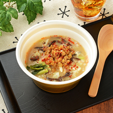 こんにゃく麺の胡麻担々スープ 399円