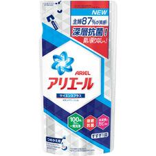 アリエール イオンパワージェルサイエンスプラス 詰替 197円(税抜)