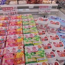 ナチュレ 恵 111円(税抜)