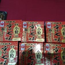 小粒 京七味納豆 148円(税抜)