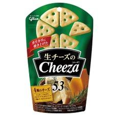 生チーズのチーザ<4種のチーズ> 158円(税抜)