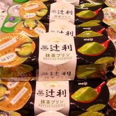 辻利抹茶プリン 108円(税抜)