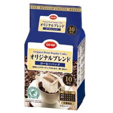 CO-OP コーヒーバッグ●オリジナルブレンド●モカブレンド 198円(税抜)