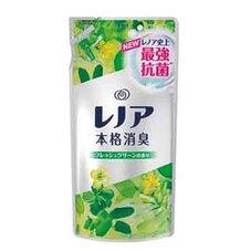 レノア本格消臭つめかえ用●フレッシュグリーンの香り●リラックスアロマの香り 178円(税抜)