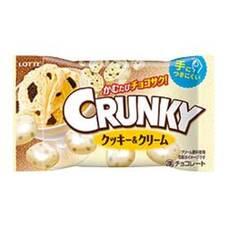 クランキーポップジョイ クッキー&クリーム 10ポイントプレゼント