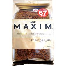 マキシム  袋  各種 398円(税抜)