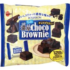 ミニ濃厚チョコブラウニー 198円(税抜)