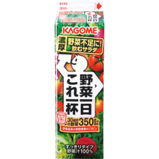 野菜一日これ一杯 198円(税抜)