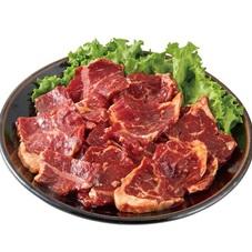 豚肉ハラミサガリ味付け焼肉用(解凍) 98円(税抜)