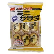 ミニサラダしお味 88円(税抜)