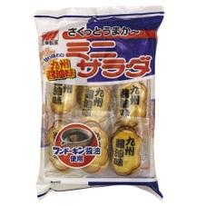 ミニサラダ九州醤油味 88円(税抜)