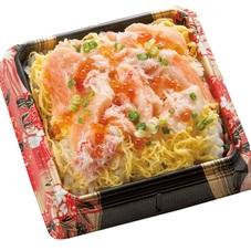 かにとサーモンの海鮮丼 380円(税抜)